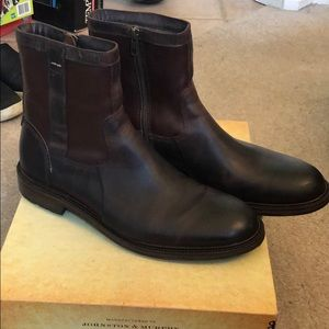 BRAND NEW Johnston & Murphy Men's Boots